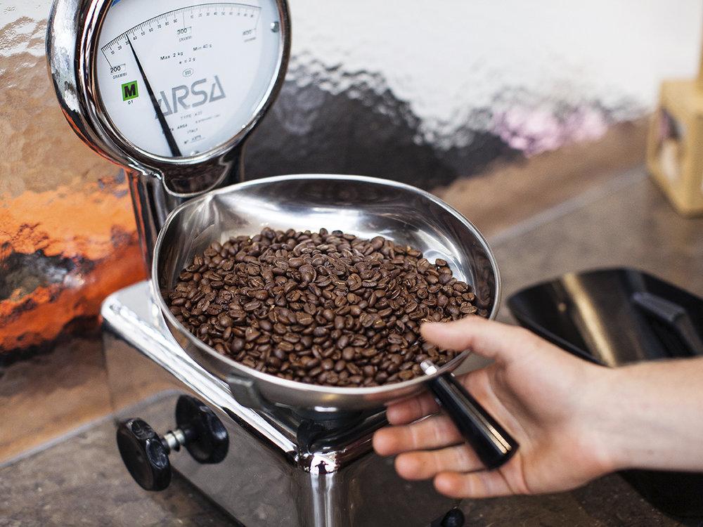 Allpress Espresso Roastery & Cafe - London