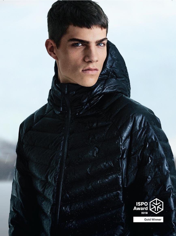 NEPROMOKAVÁ PÉŘOVÁ BUNDA - Frost Dry Down Jacket