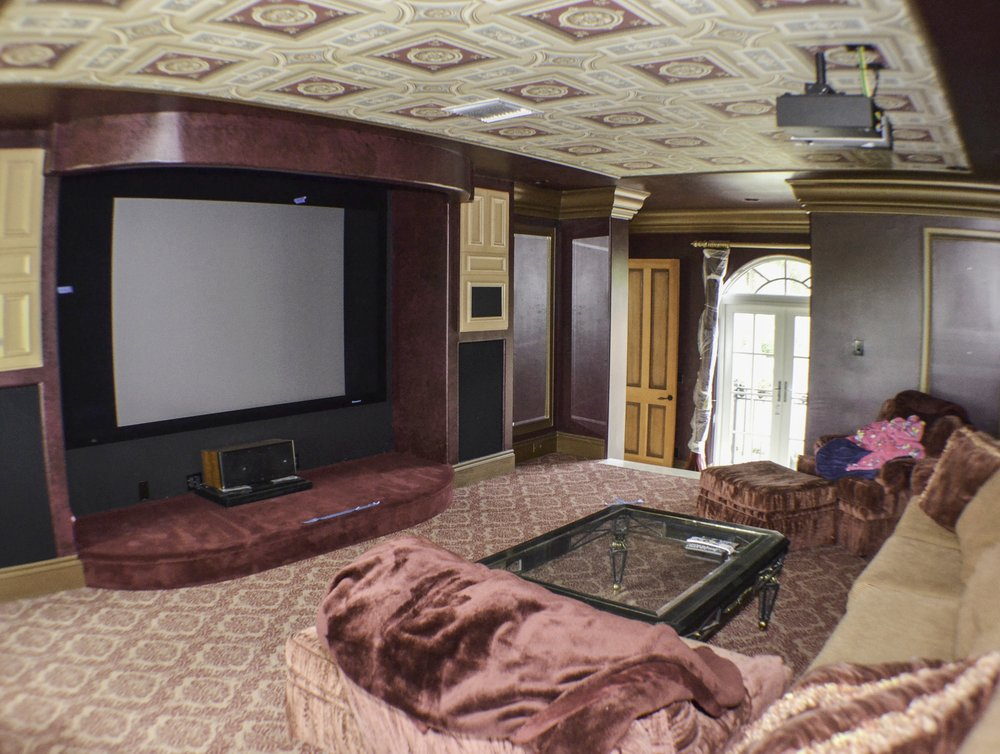 Theater, Before.