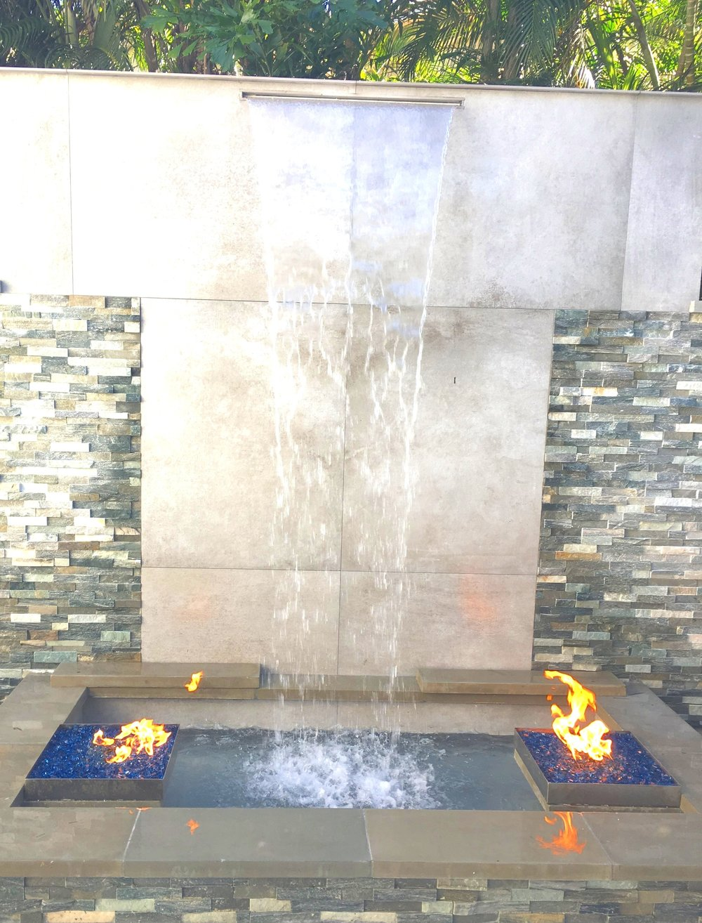 New Remodeled Fountain