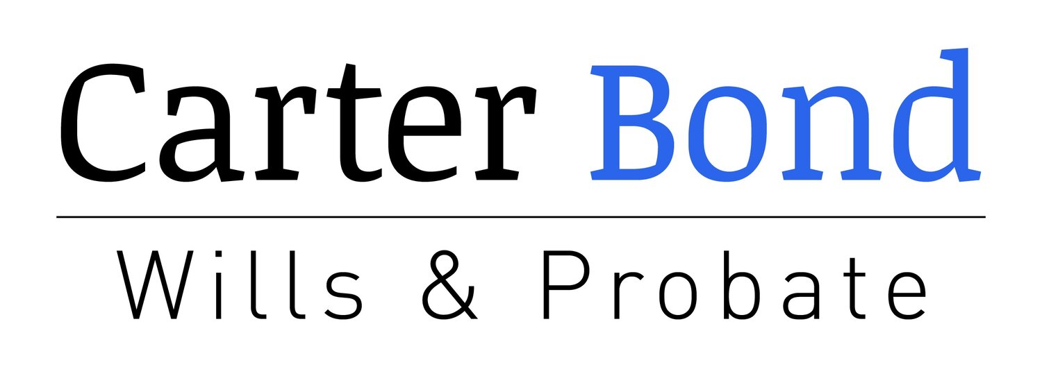 Carter Bond Wills and Probate