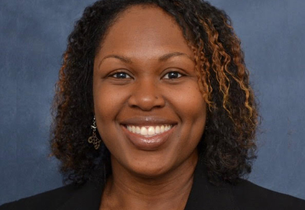 Adrienne T. Hunter - Deputy Director, Programs & Impact (Liberia)