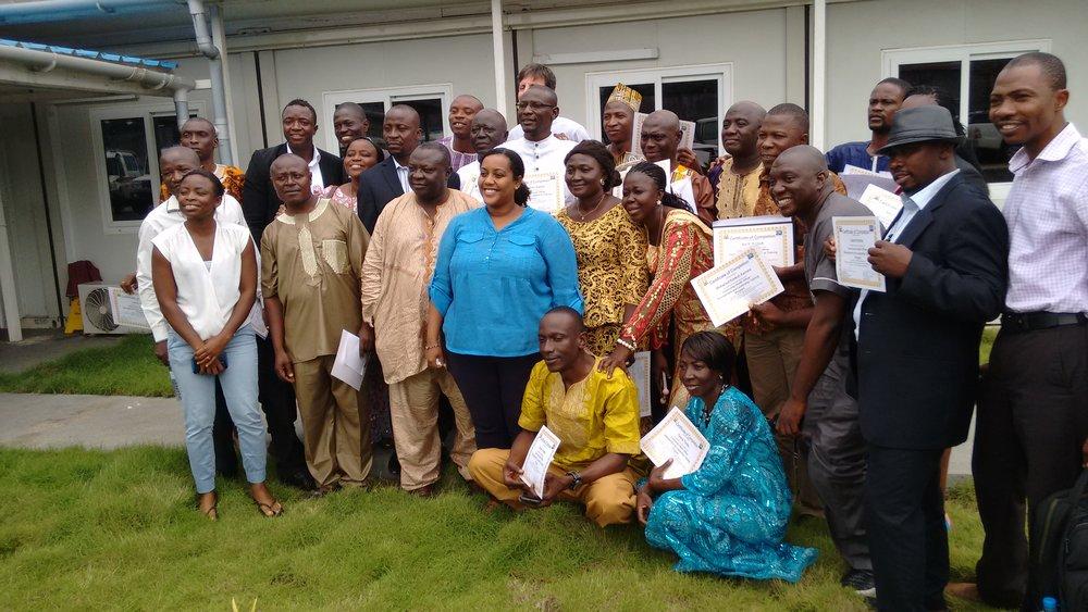 Community Health Officer -Management & Leadership Training Program -