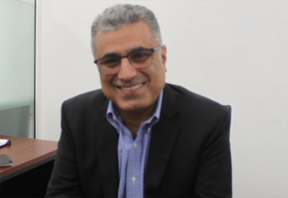 Zahir Baloum - Director, Finance & Administration