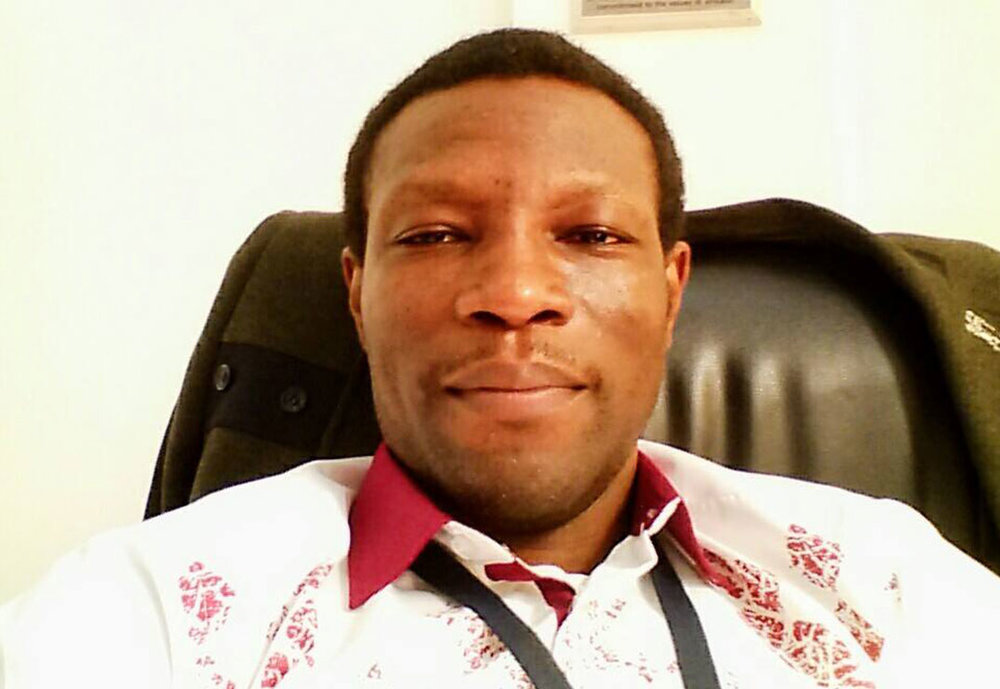 Aji J. Kalau - Associate Deputy Director, Program Operations - Nigeria