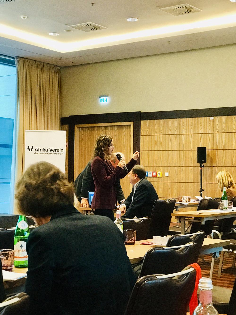 Berlin, German-African Healthcare Symposium 2018