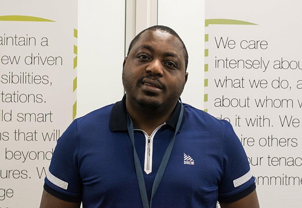 Oladele Oloruntoba - Business Development Manager