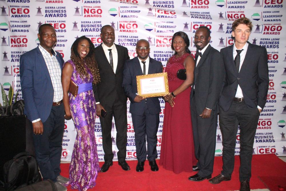 INGO award