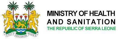 Sierra Leone Ministry of Health logo.png