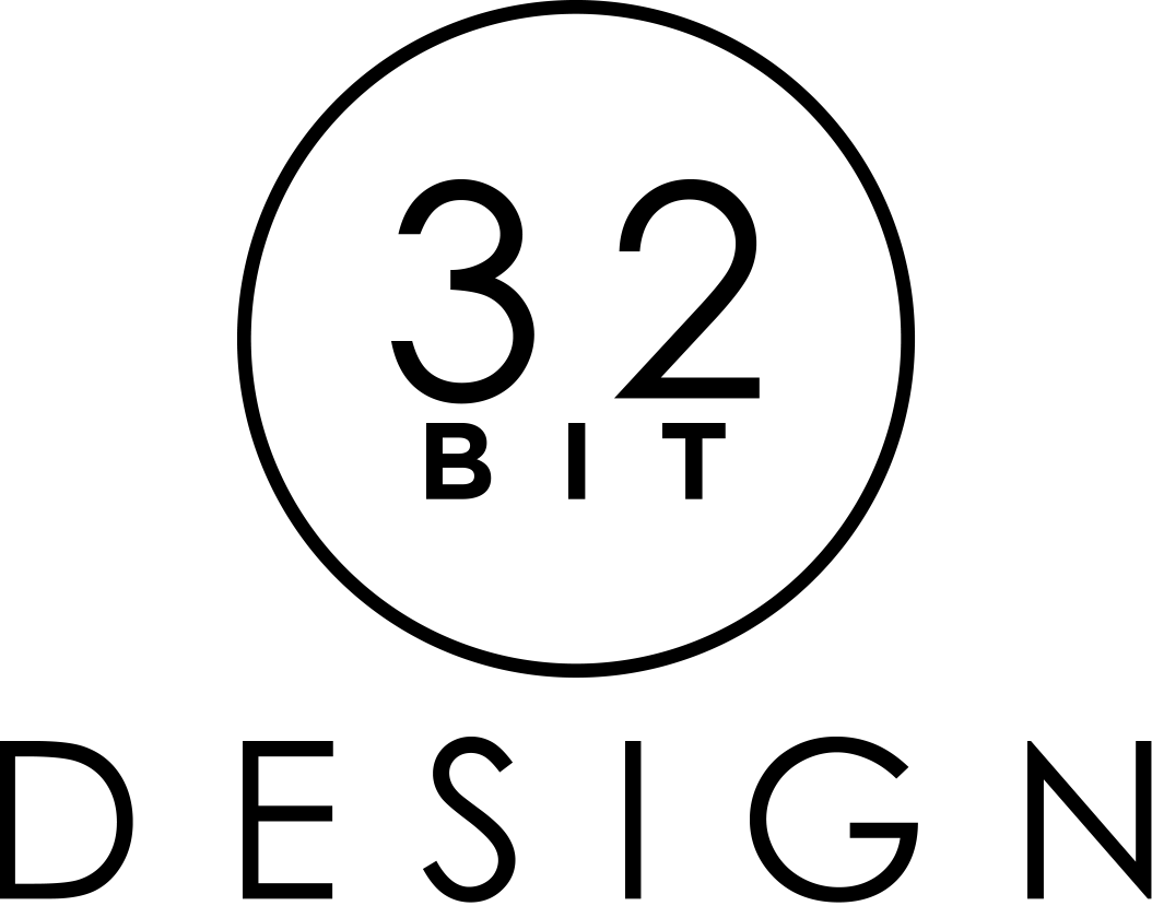 Graphic Design Oxford | 32Bit Design