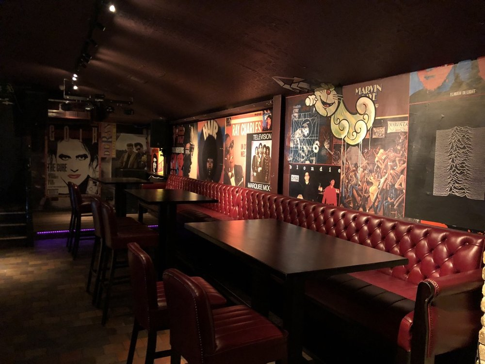 A perfect VENUE for late night entertainment and hiring - #room32