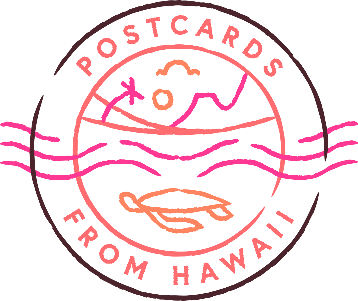 Postcards from Hawaii