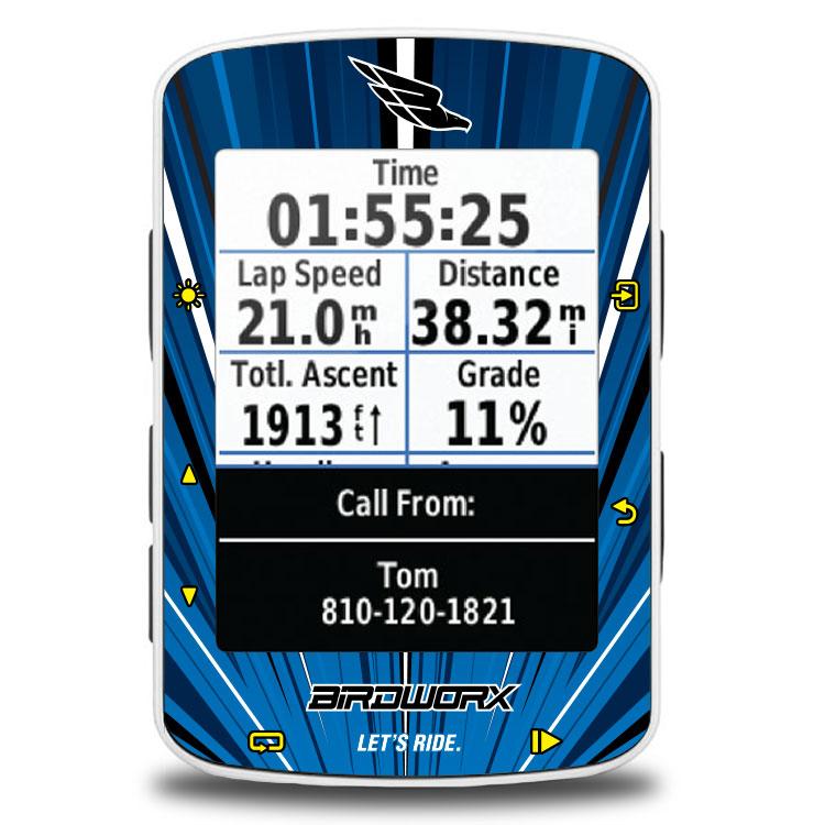 Garmin Edge 520 Birdworx Design 1 - $17.95