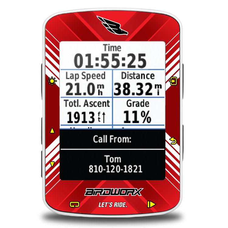 Garmin Edge 520 Birdworx Design 3 - $17.95