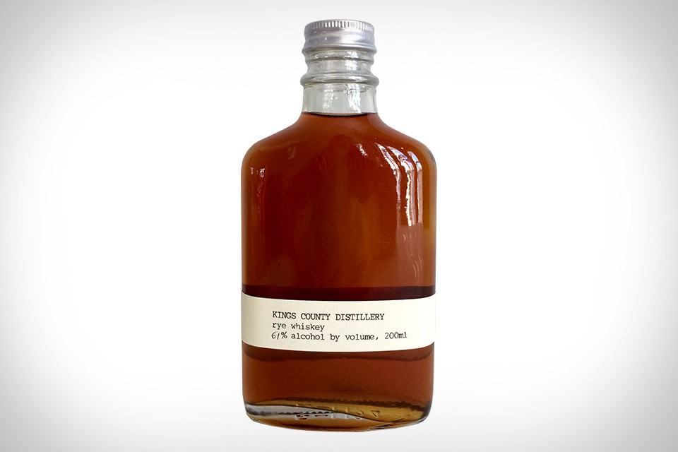 Kings County Distillery   -Rye Whiskey