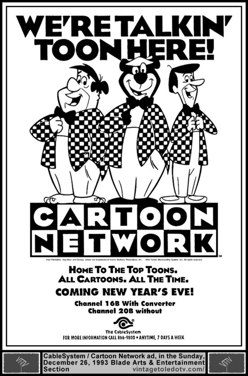 Image result for cartoon network 1993