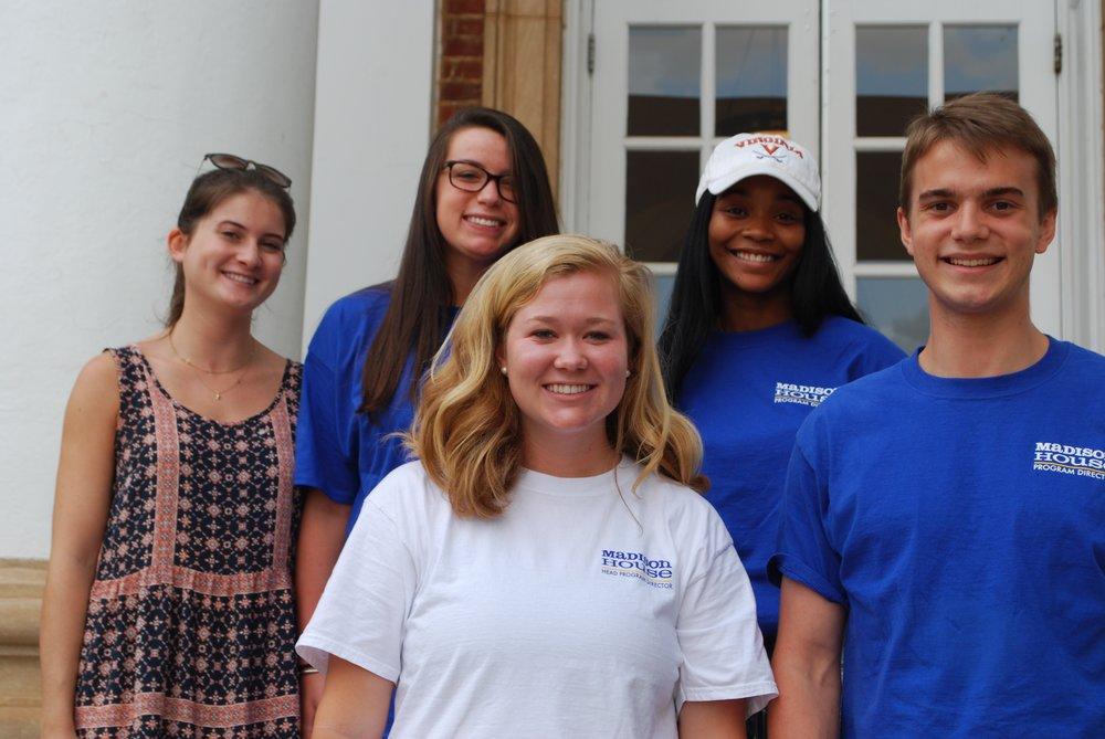Big Siblings at-a-glance - Image: Big SIblings Head Program Director Elizabeth Parker, Program Directors