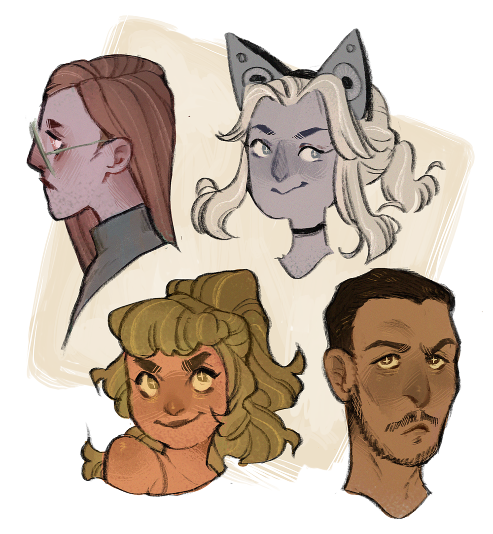 september portrait doodles.png