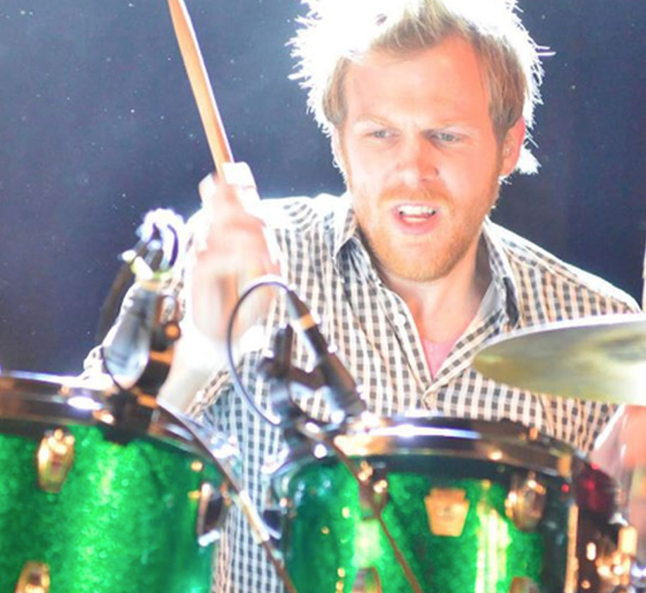 Eric Spring in 't Veld - DRUMS