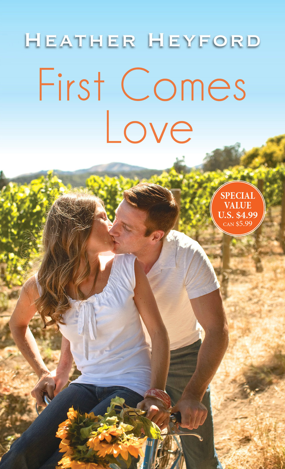 Enter here to win a print copy of First Comes Love!  Contest ends August 8, 2018. Good luck! -