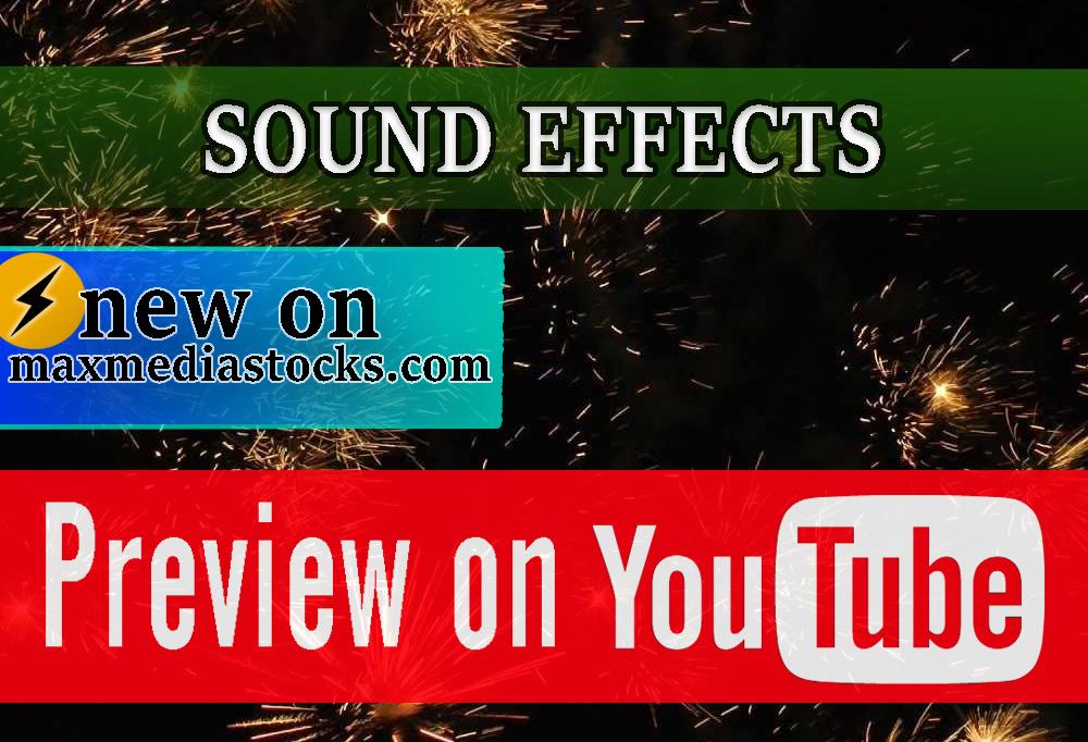 TOP EXCLUSIVE MUSIC & SFX — Max Media Stocks