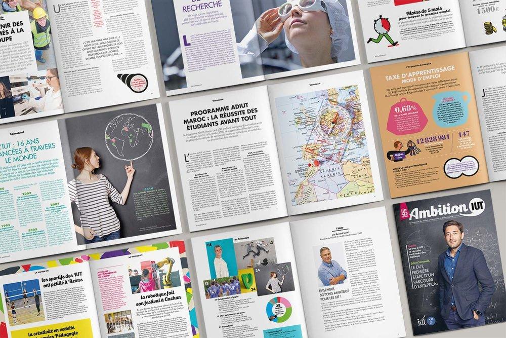 Ambition IUT - Mag externe, Association des IUT de France
