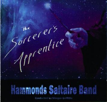 The Sorcerer's Apprentice CD Cover