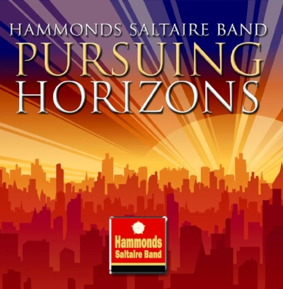 Pursuing Horizons CD Cover