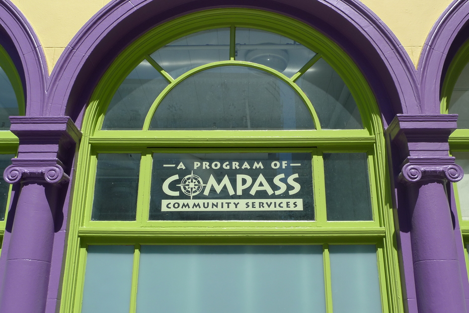 1990 - 1995: Compass Community Services