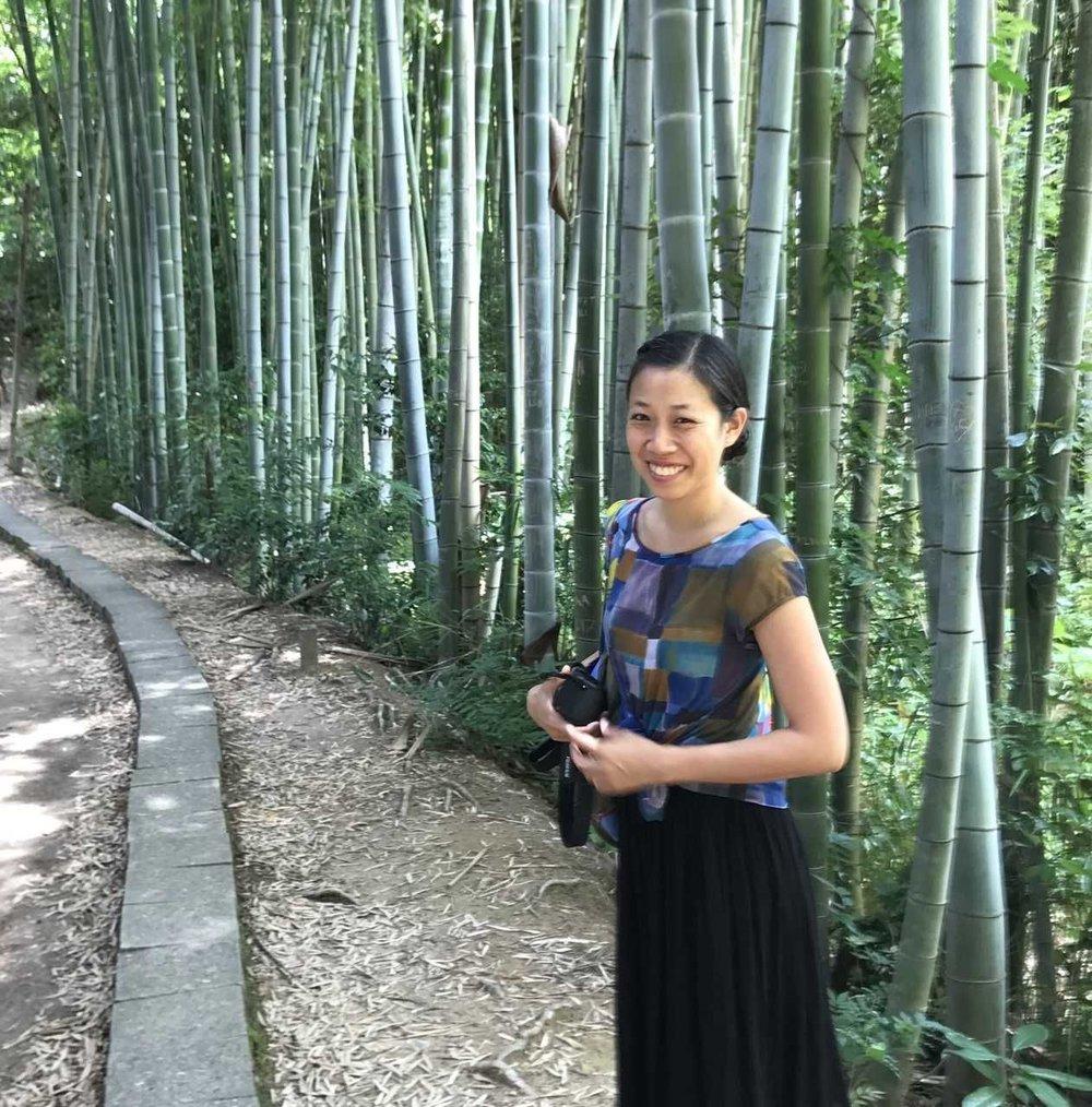Katie Furuyama - Congratulations!
