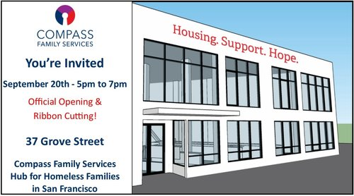0f66d75a9 Compass Opens New Service Hub for Homeless Families in San Francisco ...