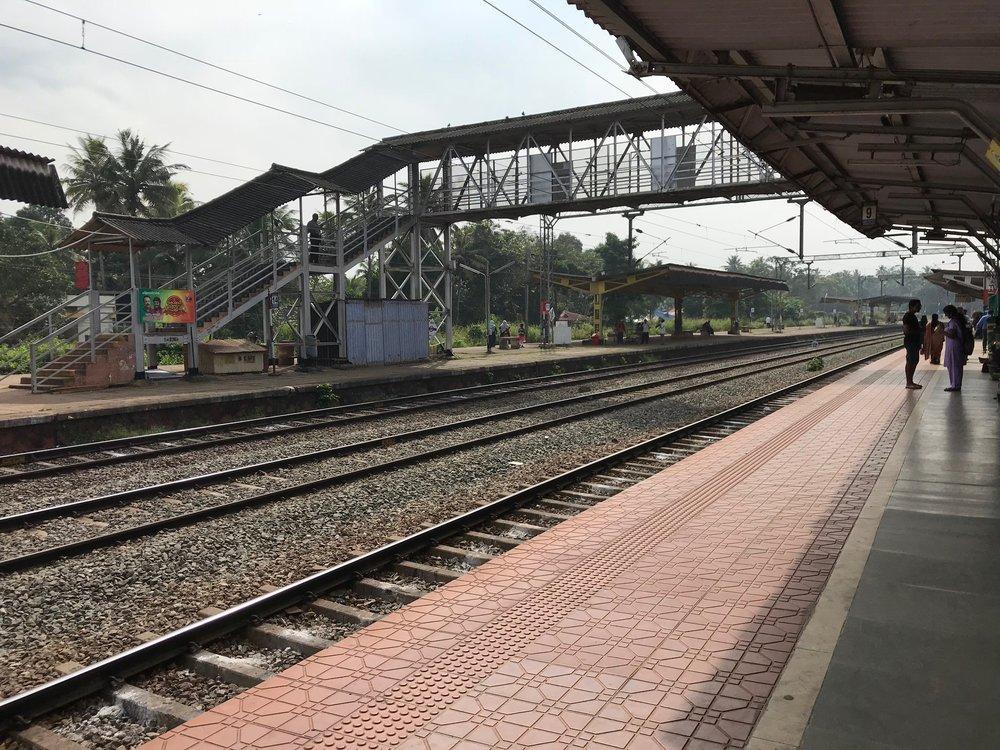 Varkala Station, Kerala
