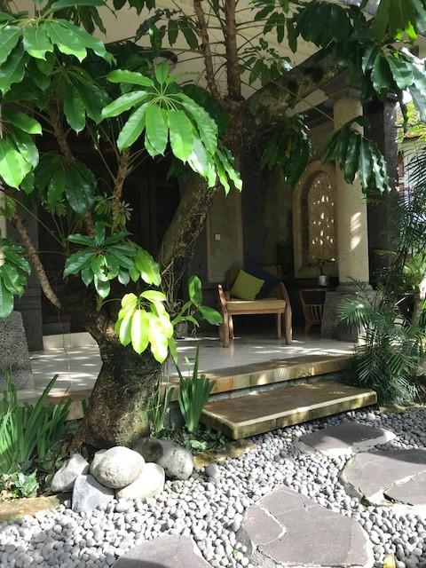 As a side note, the hotel was wonderful - Ubud Aura