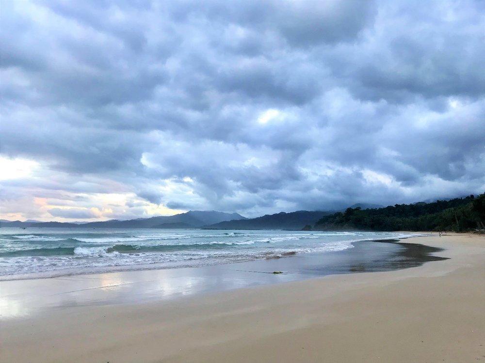 Sabang Beach, Palawan