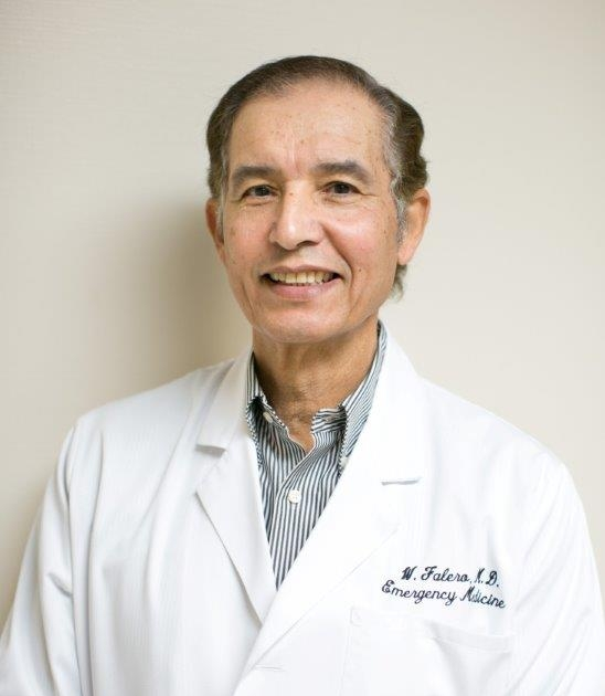 Dr. Wallace Falero, Emergency Medicine