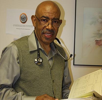 Dr. William Abernathy, Family Medicine