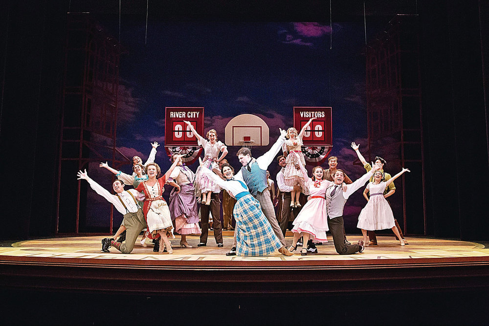 Interview with The Berkshire Eagle - Berkshire Theatre Group's