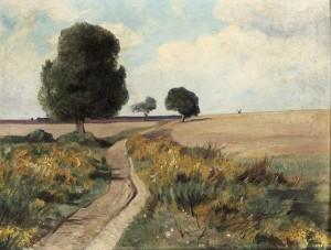 Franz_Bunke_-_Weite_mecklenburgische_Landschaft