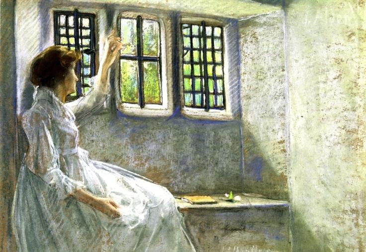 The Window Seat, by Julian Alden Neer