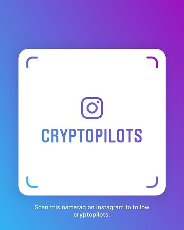 Follow us to be kept up to date with the latest in the cryptocurrency space! - - #cryptopilots #cryptocurrency #crypto #bitcoin #ethereum #xrp #ripple #blockchain #instagram #investment #picoftheday #business #community - - www.cryptopilots.com