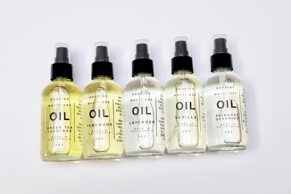 MULTI-USE OILS