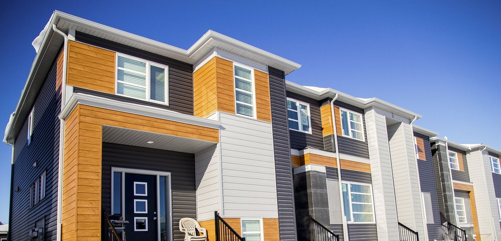 Risling Townhome Exterior