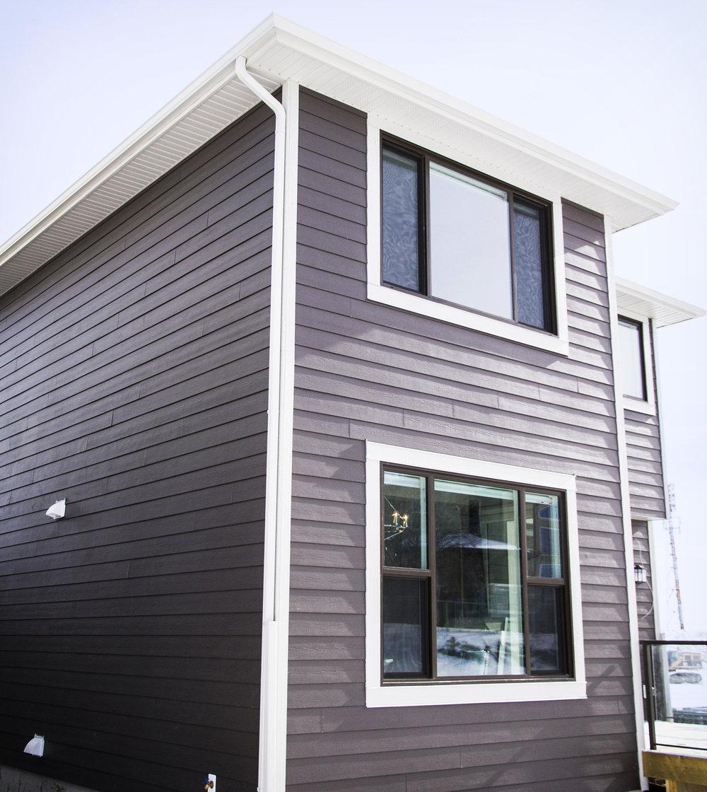 Risling Exteriors - Detached Home Exterior