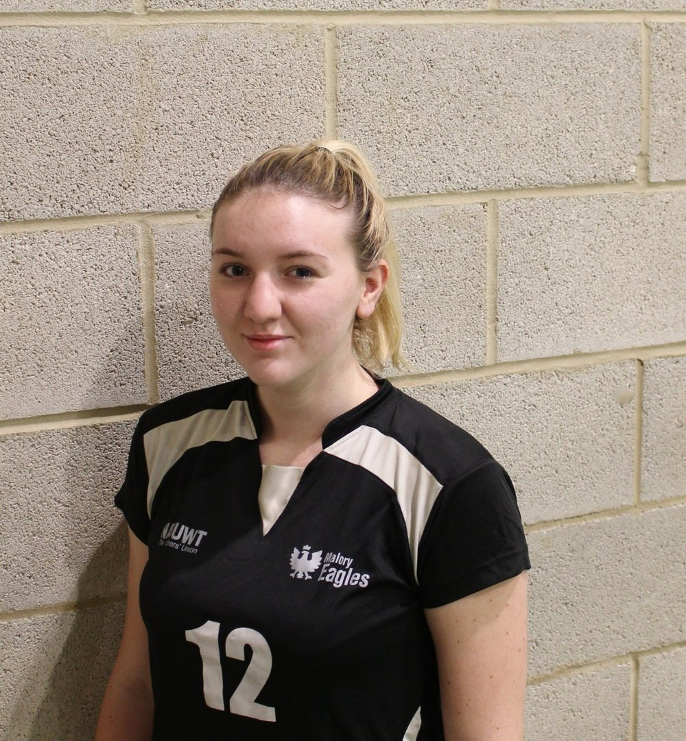 Jessica Cleveland - Middle/Opposite