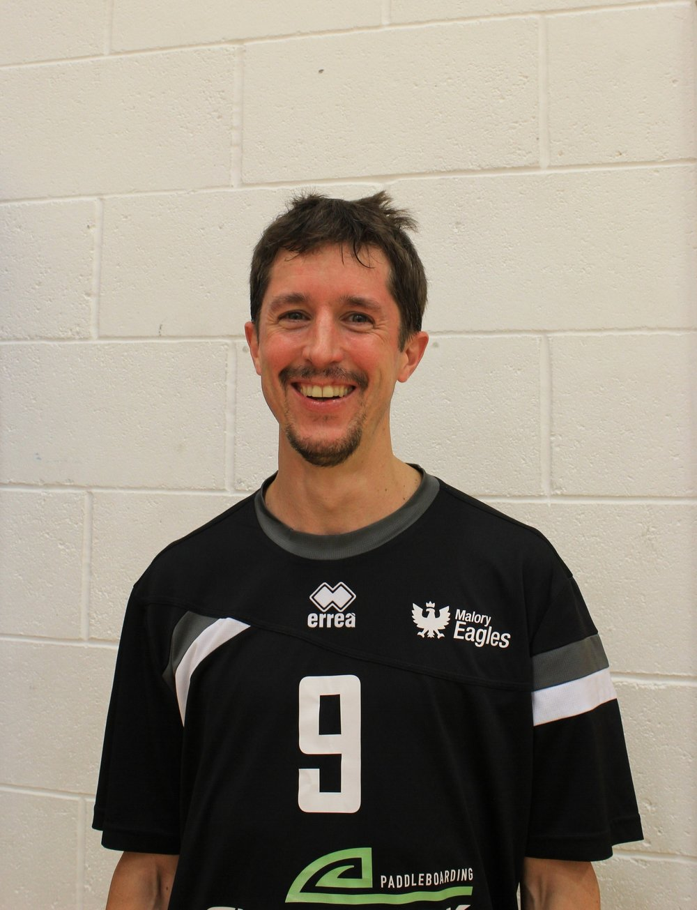 Nigel Touch - Middle/Libero