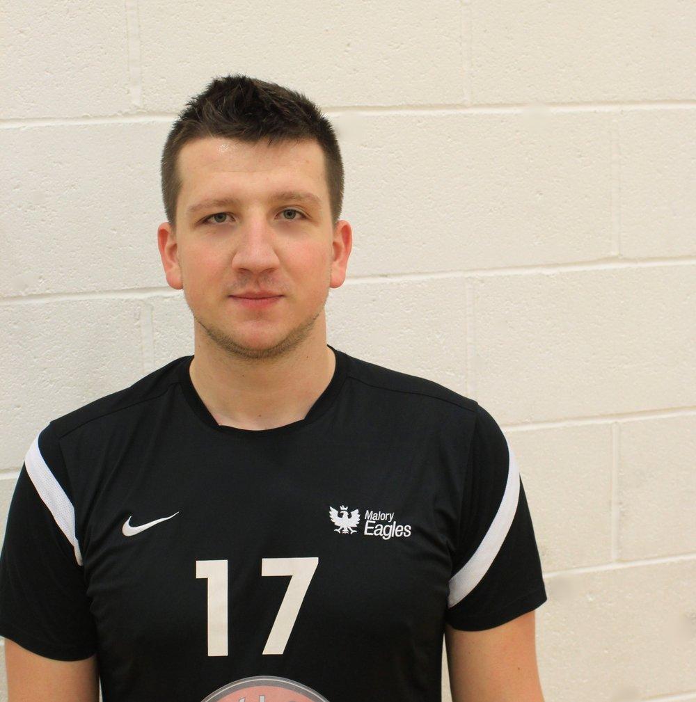 Tomasz Pazurek - Middle