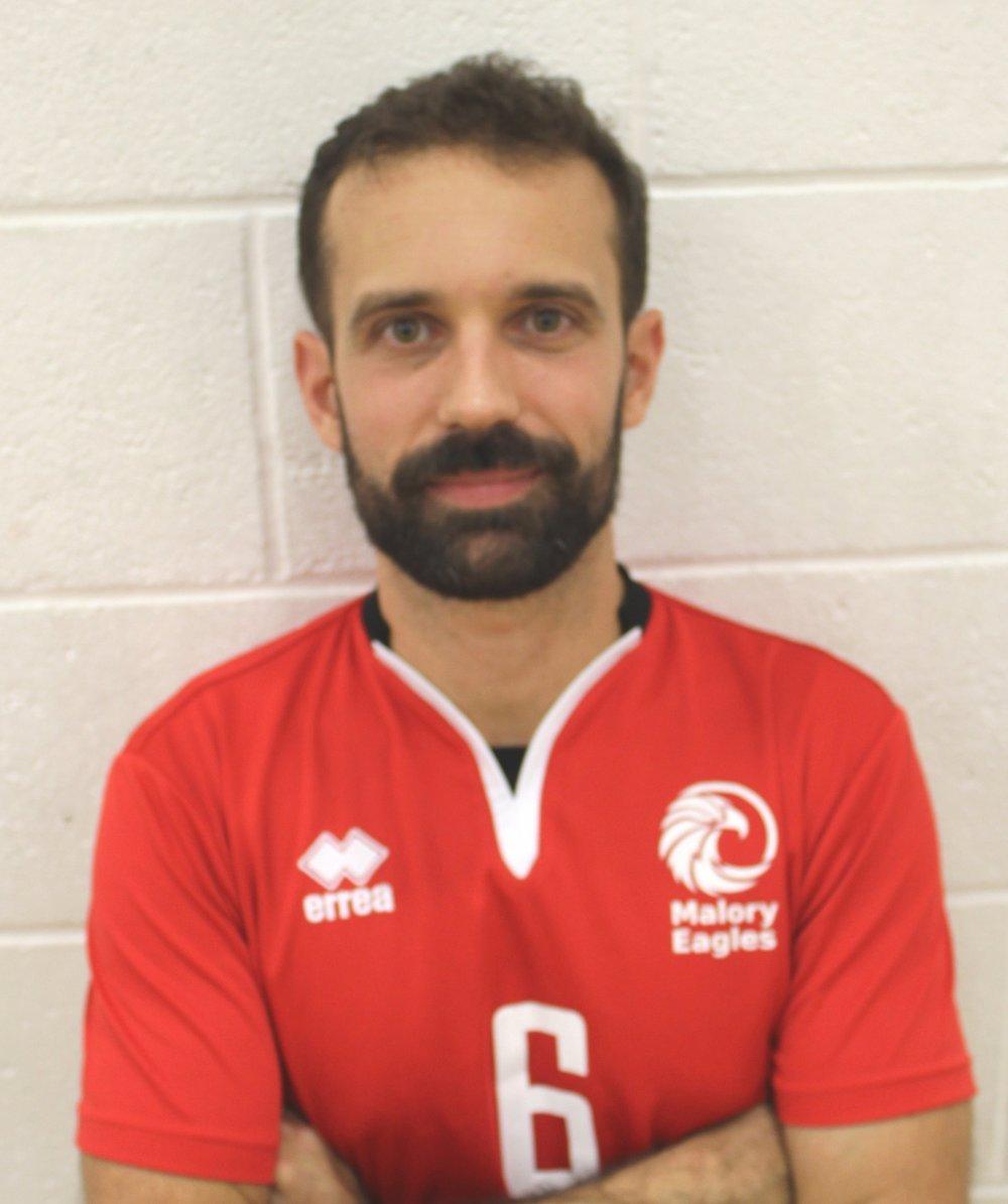Nicolas Prevost - Setter