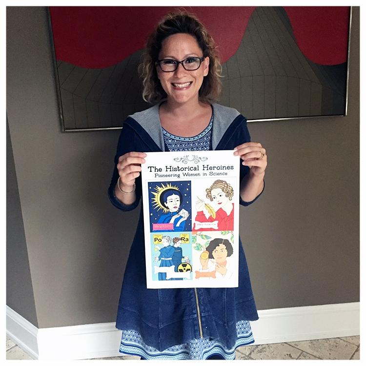 Elizabeth Lorayne Historical Heroines Poster.jpg