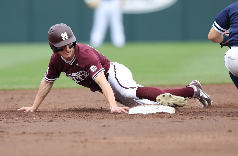 Photo by Blake Williams, Mississippi State Athletics