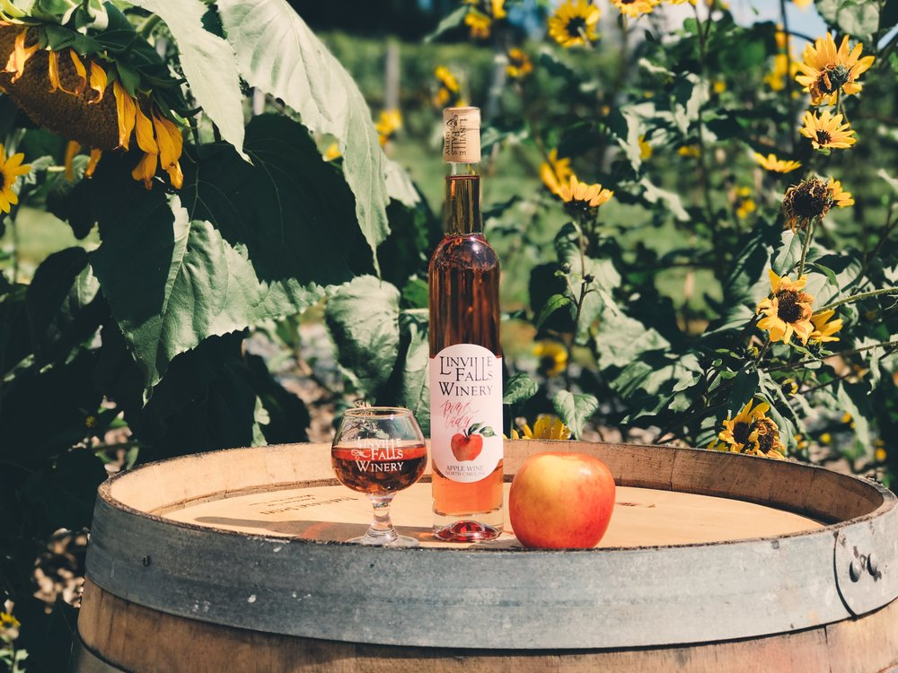 Pink Lady - Fortified WineSweet, juicy apples from the local orchard fortified with apple brandy tastes just like a late summer afternoon.